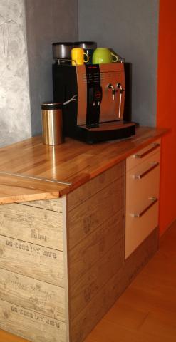 Unsere Kaffeebar: Die Jura X9